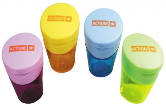 Точилка Action! ASH550 пластик ассорти action