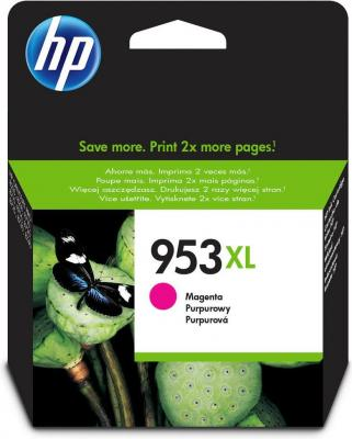 Картридж HP 953XL F6U17AE для Officejet Pro 8210/8218/8710/8720/8730/8740 пурпурный gzlspart for hp 2320 original used formatter board parts on sale