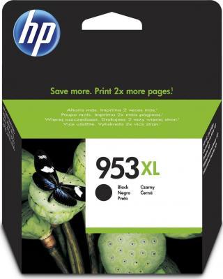 Картридж HP 953XL L0S70AE для Officejet Pro 8210/8218/8710/8720/8730/8740 черный hp officejet pro 8210 принтер струйный d9l63a