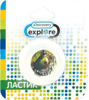 Ластик Action! Discovery 1 шт круглый DV-AER115 в ассортименте DV-AER115 шариковая ручка автоматическая action discovery 4 шт синий dv abp161 в ассортименте dv abp161