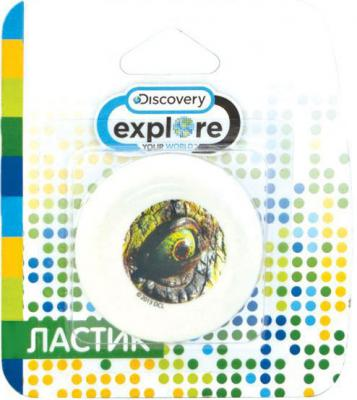 Ластик Action! Discovery 1 шт круглый DV-AER115 в ассортименте DV-AER115 ластик action extreme zombie 1 шт круглый ez aer115 в ассортименте