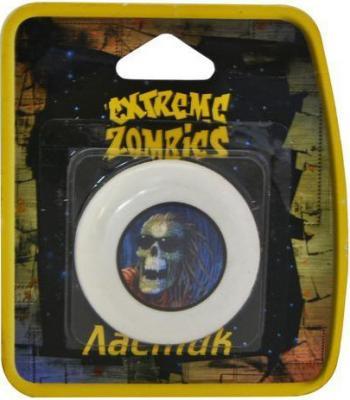 Ластик Action! Extreme Zombie 1 шт круглый EZ-AER115 в ассортименте EZ-AER115