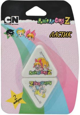 Набор ластиков Action! PPGZ 2 шт треугольный PG-AER125 PG-AER125 набор цветных карандашей action ppgz 12 шт pg acp105 12 pg acp105 12