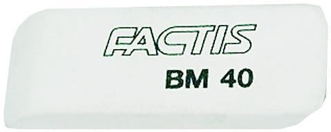 Ластик Factis BM40 1 шт прямоугольный high quality pump cb bm40