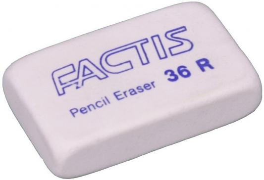 Ластик Factis E36R 1 шт прямоугольный ontime 11