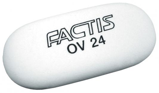 Ластик Factis EOV24 1 шт овальный