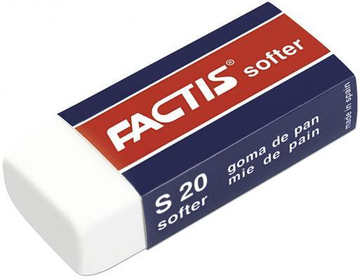 Ластик Factis ES20 1 шт прямоугольный