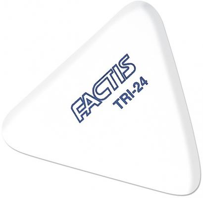 Фото - Ластик Factis TRI-24 1 шт треугольный ластик треугольный зеленый