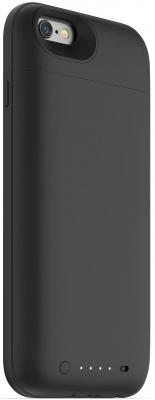 все цены на  Чехол-аккумулятор Mophie Juice Pack Air для iPhone 6 iPhone 6S чёрный MM692ZM/A  онлайн