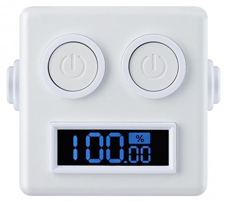 Портативное зарядное устройство Ozaki O!tool-Battery-J104 литий-ионный 10400 МаЧ белый OT242WH
