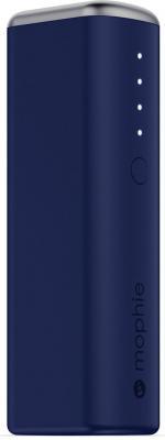 Портативное зарядное устройство Mophie Power Reserve 1X 2600мАч синий 3350