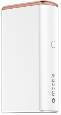Портативное зарядное устройство Mophie Power Reserve 2X 5200мАч розовый/золотой 3423