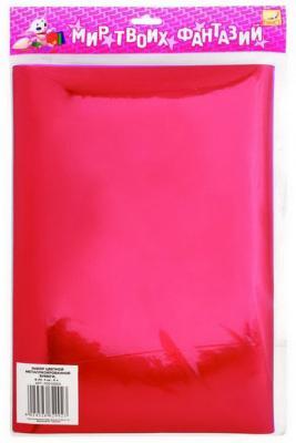 Цветная бумага Fancy Creative FD010004 A4 8 листов металлизированная