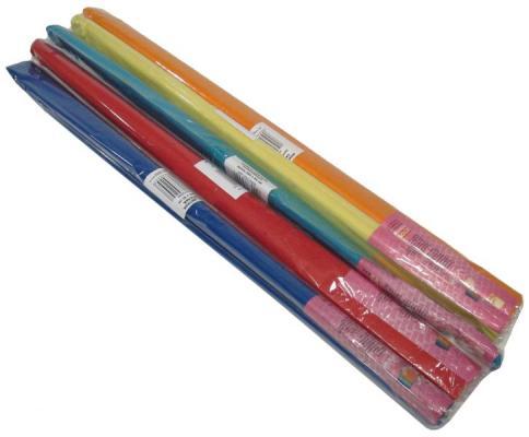 Цветная бумага Fancy Creative FD010009 250х50 см рулон в ассортименте