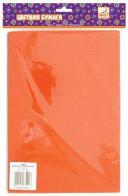 Набор цветного картона Fancy Creative FD010006 A4 8 листов гофрированный набор для творчества fancy creative пушистая картинка 14 5 10 5см