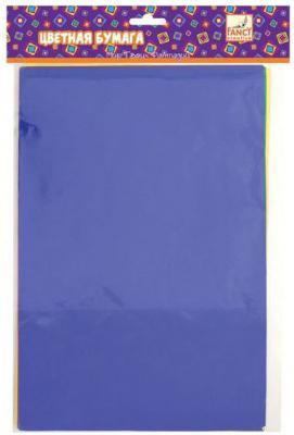 Цветная бумага Fancy Creative FD010015 A4 5 листов фольгированная набор для творчества fancy creative пушистая картинка 14 5 10 5см