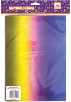Набор цветного картона Fancy Creative FD010016 A4 5 листов гофрированный