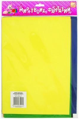 Цветная бумага Fancy Creative FD010024 A5 7 листов 140 page note paper creative fruit design