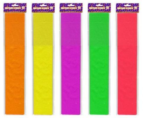 Цветная бумага Fancy Creative FD010028 250х50 см рулон в ассортименте