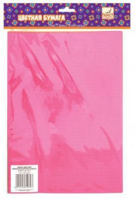 Цветная бумага Fancy Creative FD010001 A4 10 листов флюоресцентная бумага цветная 10 листов 10 цветов двухсторонняя shopkins