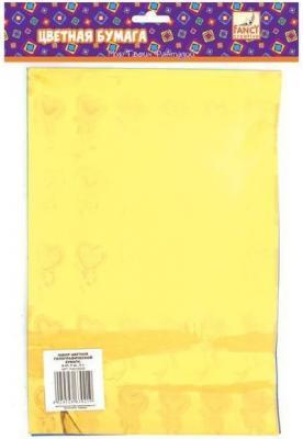 Цветная бумага Fancy Creative FD010005 A4 6 листов