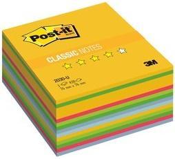 Бумага с липким слоем 3M 450 листов 76x76 мм многоцветный 2030-U