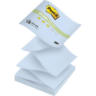 бумага-для-заметок-с-липким-слоем-post-it-optima-зима-76х76-мм-голубая-пастель-z-слож-100-л-r330-opb