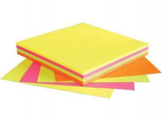 Бумага с липким слоем Global 100 листов 75х75 мм многоцветный 365439pk