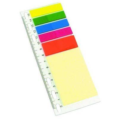Набор бумаги с липким слоем Global — многоцветный 874009