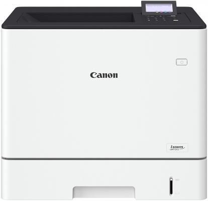 Принтер Canon i-SENSYS LBP712Cx цветной A4 38ppm 600x600dpi USB Ethernet белый 0656C001