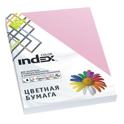 Цветная бумага Index Color A4 100 листов цветная бумага index color a4 100 листов icmixmedium 4x25 100