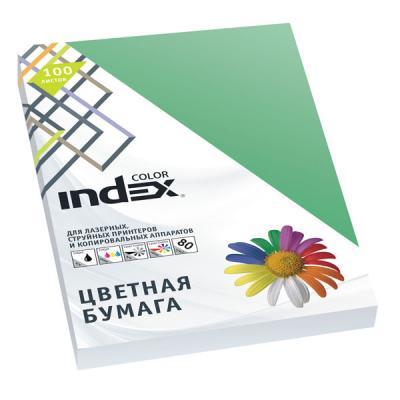 Цветная бумага Index Color A4 100 листов IC68/100 цветная бумага index color a4 100 листов icmixmedium 4x25 100