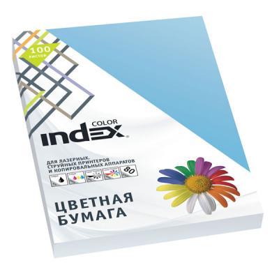 Цветная бумага Index Color A4 100 листов IC77/100