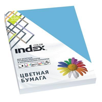 Цветная бумага Index Color A4 100 листов IC78/100