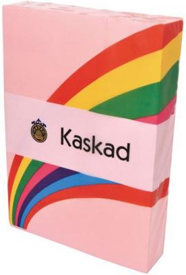 Фото - Цветная бумага Lessebo Bruk Kaskad A4 500 листов 608.025 биография a4 80g цветная копировальная бумага красная единственная упаковка 500 сумка