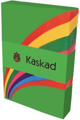 Цветная бумага Lessebo Bruk Kaskad A4 500 листов 608.063 зеленый бумага double a a4 80g m2 500 листов a