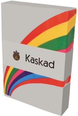 Фото - Цветная бумага Lessebo Bruk Kaskad A4 500 листов 608.094 биография a4 80g цветная копировальная бумага красная единственная упаковка 500 сумка