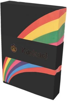 Фото - Цветная бумага Lessebo Bruk Kaskad A4 500 листов 608.099 биография a4 80g цветная копировальная бумага красная единственная упаковка 500 сумка