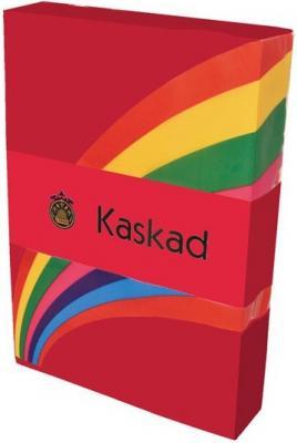 Фото - Цветная бумага Lessebo Bruk Kaskad A4 500 листов 608.029 биография a4 80g цветная копировальная бумага красная единственная упаковка 500 сумка