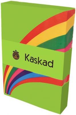 Фото - Цветная бумага Lessebo Bruk Kaskad A4 500 листов 608.066 биография a4 80g цветная копировальная бумага красная единственная упаковка 500 сумка