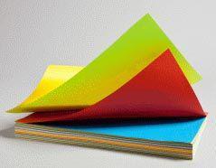 Цветная бумага Lessebo Bruk A3 250 листов 621.612