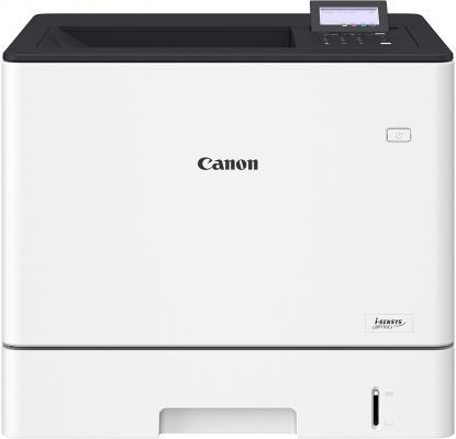 Принтер Canon i-SENSYS LBP710Cx цветной A4 33ppm 600x600dpi USB Ethernet белый 0656C006