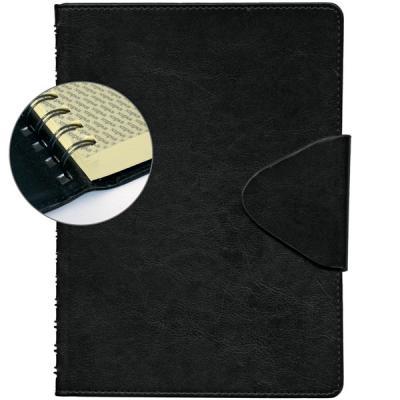 Ежедневник недатированный Index Boss A5 искусственная кожа IDN112/A5/BK недорго, оригинальная цена