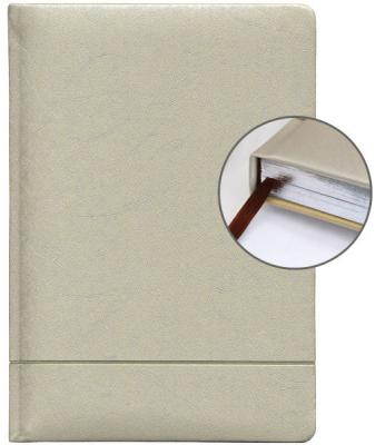 Ежедневник недатированный Index Shine A5 искусственная кожа IDN106/A5/BE/S цена