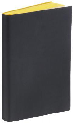 Ежедневник недатированный Index Colourplay A6 искусственная кожа IDN110/A6/BK