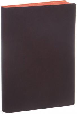 Ежедневник недатированный Index Colourplay A6 искусственная кожа IDN110/A6/BR
