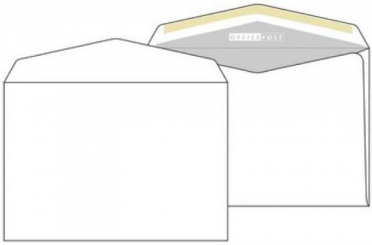 Картинка для Конверт C5 ЭМИКА 2000 OFFICEPOST 1 шт 80 г/кв.м белый 2501/Т