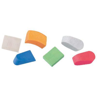 Набор ластиков Koh-i-Noor 6222 3 шт фигурный  6222 канцелярия koh i noor набор ластиков крот