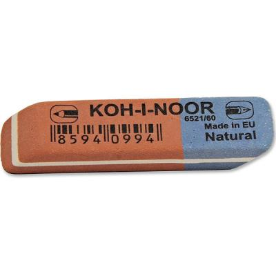 Ластик Koh-i-Noor BLUE STAR 1 шт прямоугольный 6521/60-56 ластик koh i noor elephant 1 шт прямоугольный 300 80