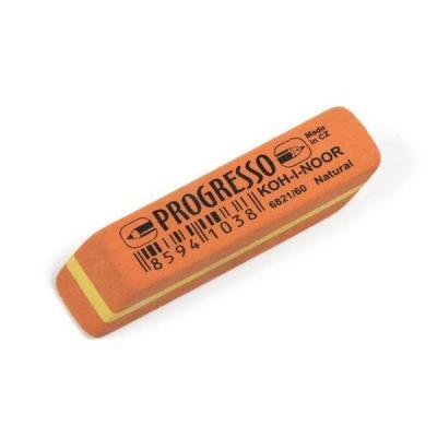 Ластик PROGRESSO, для чернографитных карандашей 6821/60-56